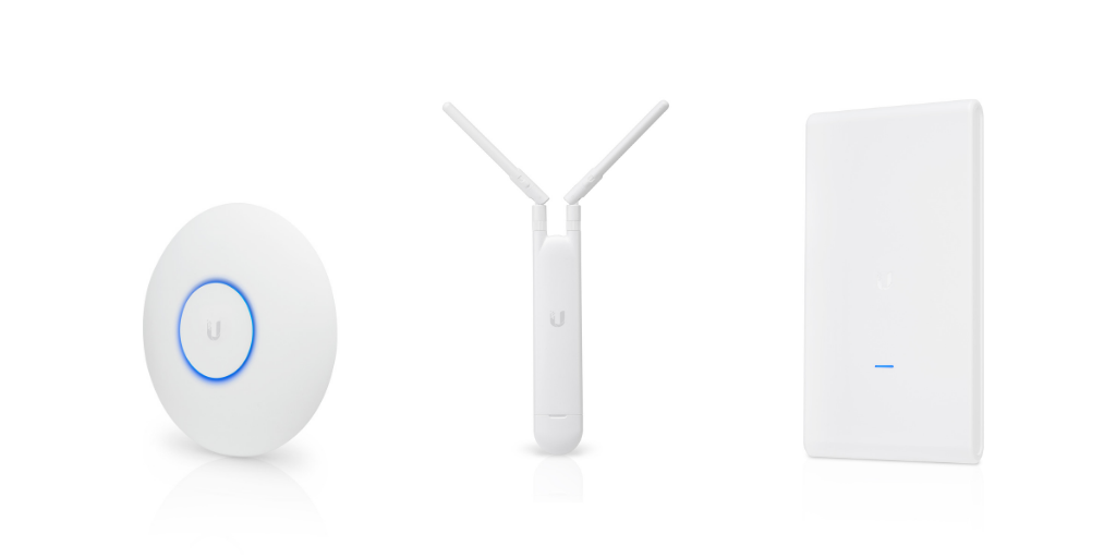 Range of specialist external WiFi access points from WiFiGuys