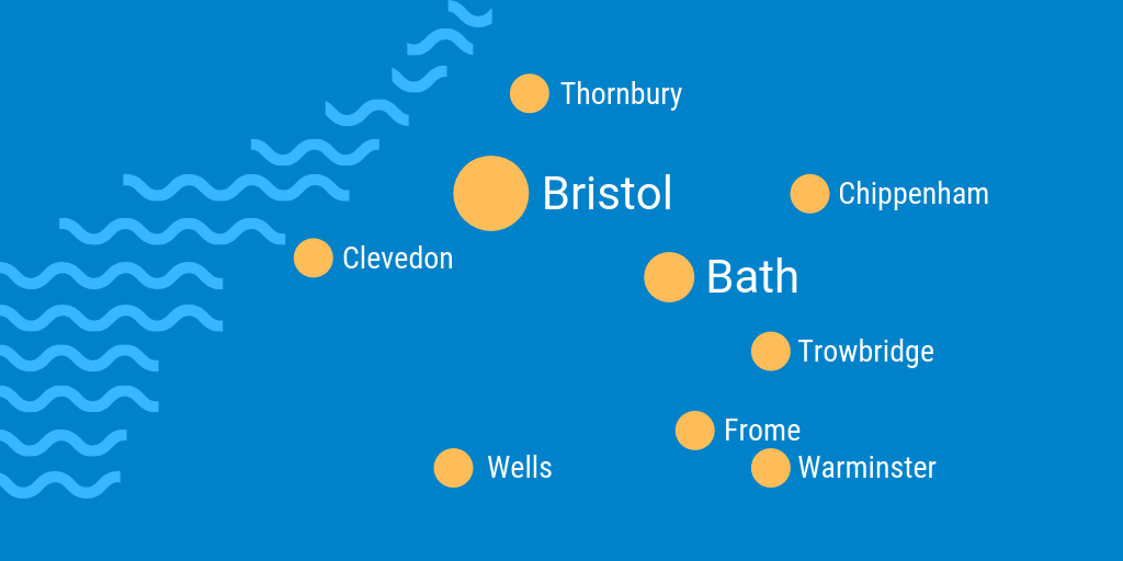 WiFiGuys WiFi improvements installations advice coverage map Bristol Bath
