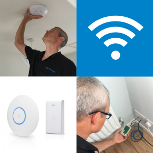 WiFiGuys install professional WiFi solutions for home and business